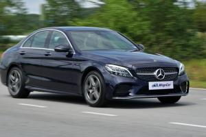 Pros and Cons: 2020 Mercedes-Benz C200 AMG Line - Punchy engine but punishing ride