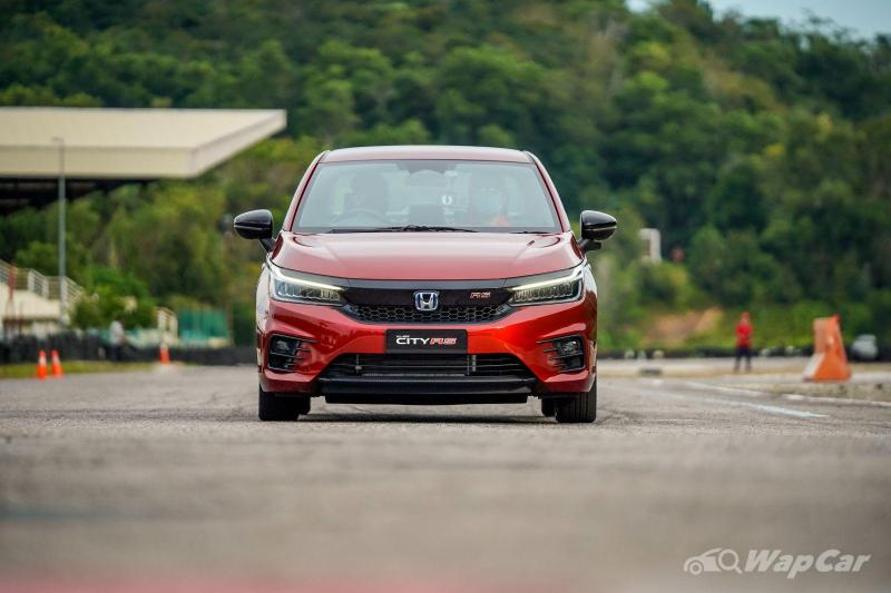 2021 Honda City RS e:HEV, price confirmed from RM 106k 02