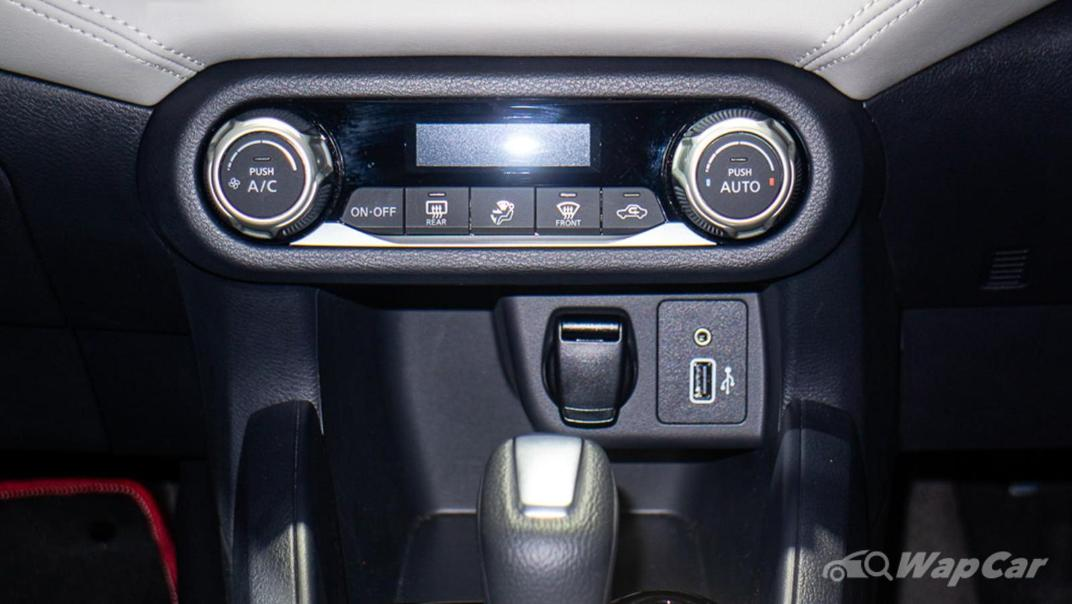 2020 Nissan Almera Interior 007