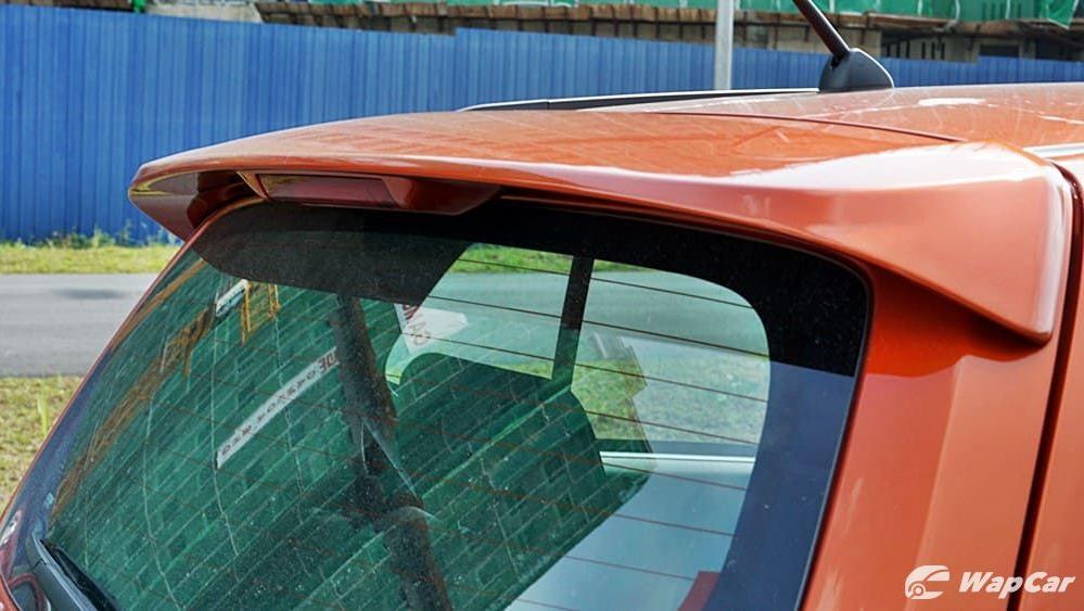 2019 Perodua Axia Style 1.0 AT Exterior 032
