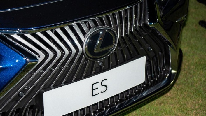 2019 Lexus ES 250 Luxury Exterior 010