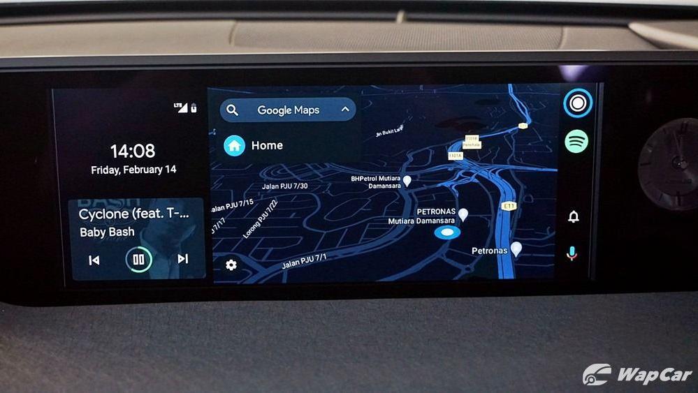 2020 Lexus UX 200 Luxury Interior 015