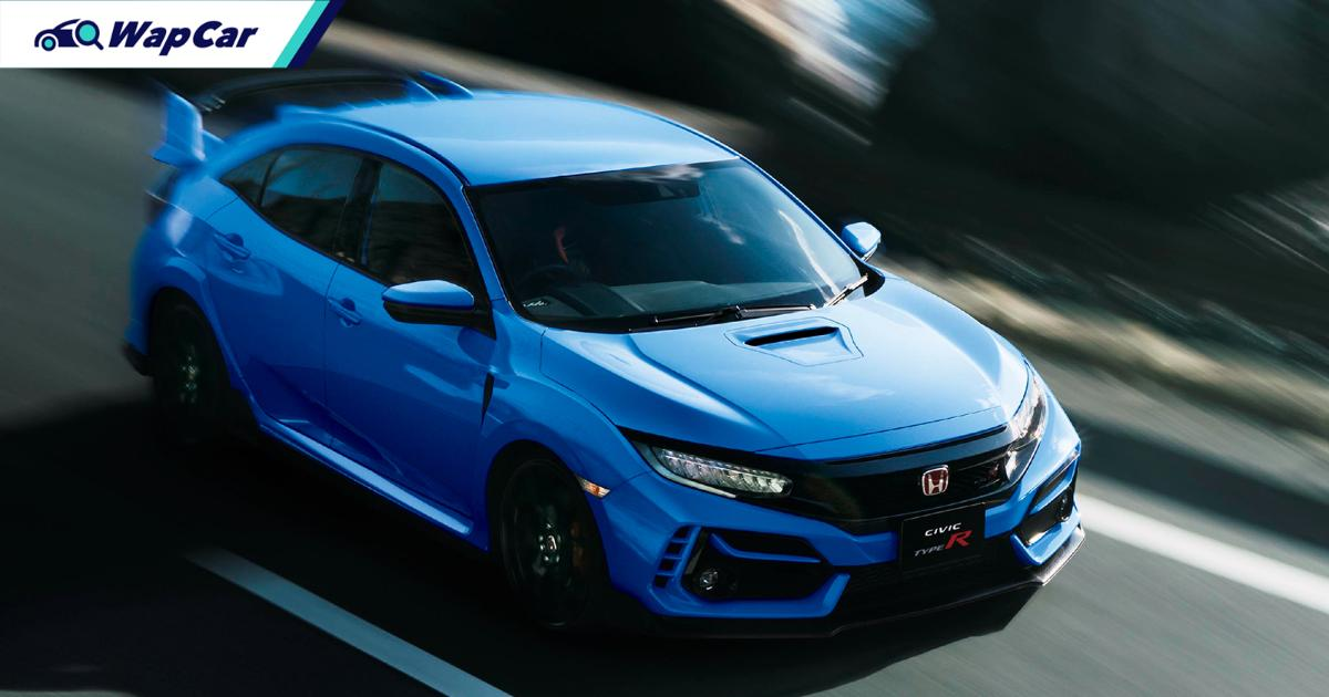 Too late now for 2021 Honda Civic Type R - orders close, production ends in July 01