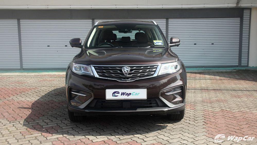2018 Proton X70 1.8 TGDI Premium 2WD Exterior 042