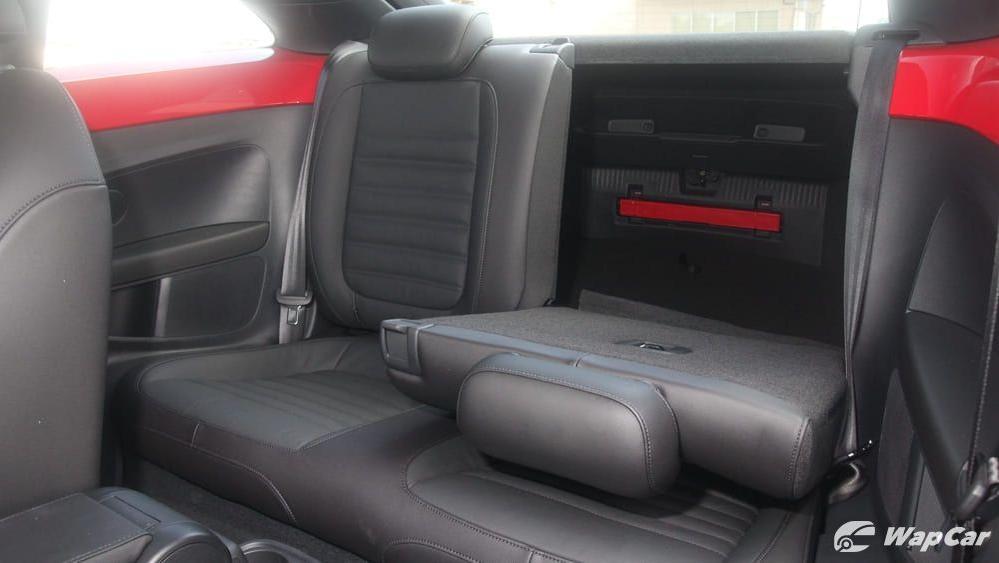 2018 Volkswagen Beetle 1.2 TSI Sport Interior 030