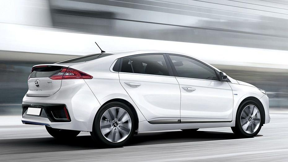 Hyundai Ioniq (2018) Exterior 005