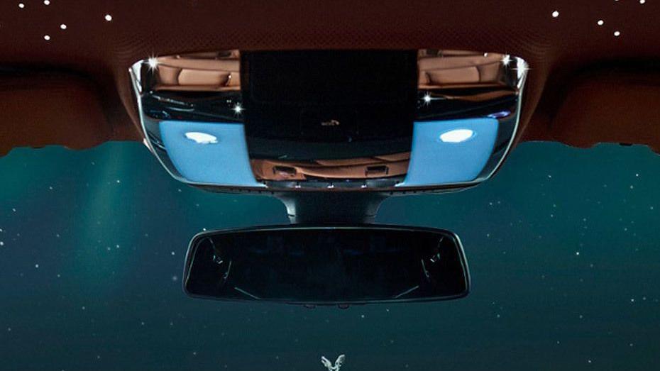 2017 Rolls-Royce Phantom Phantom Interior 004