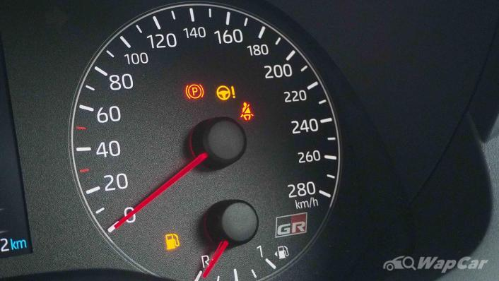 2021 Toyota GR Yaris Interior 009