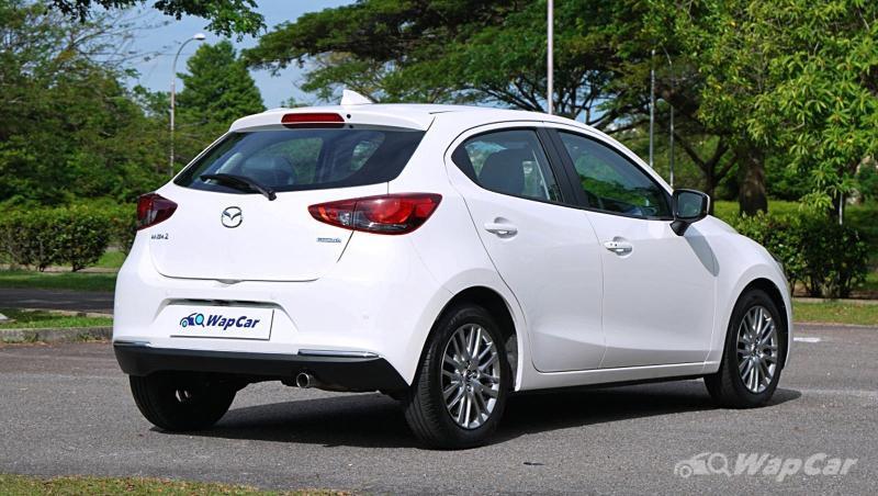 In Brief: 2020 Mazda 2 1.5 Hatchback - The most expensive hatchback in its segment! 02