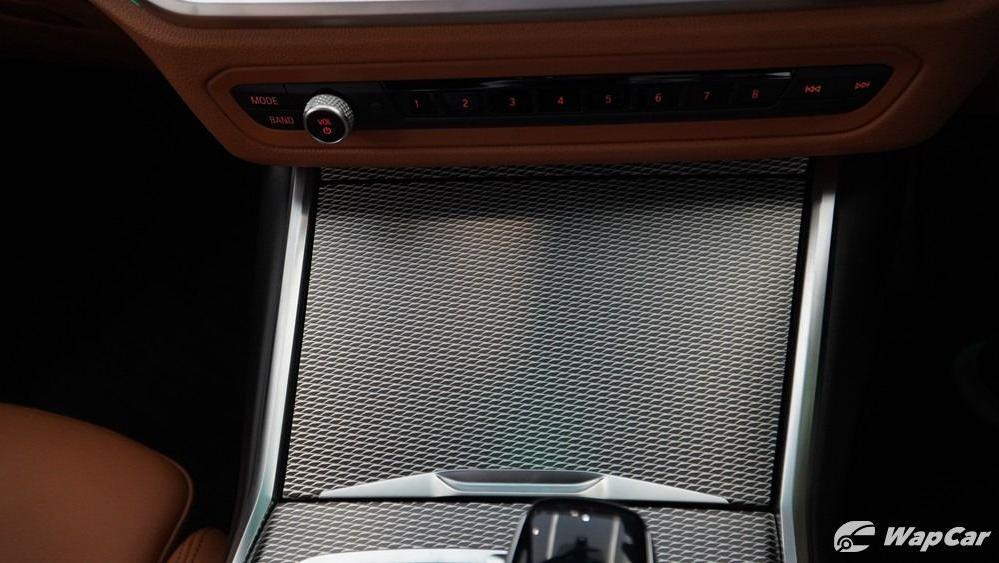2019 BMW 3 Series 330i M Sport Interior 025