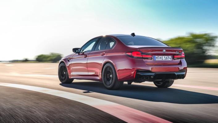 2020 BMW M5 Exterior 007