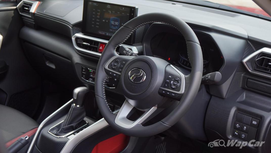 2021 Perodua Ativa 1.0L Turbo AV Special Metallic Interior 002