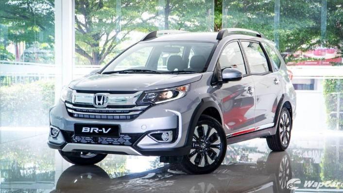 2020 Honda BR-V 1.5L V Exterior 001