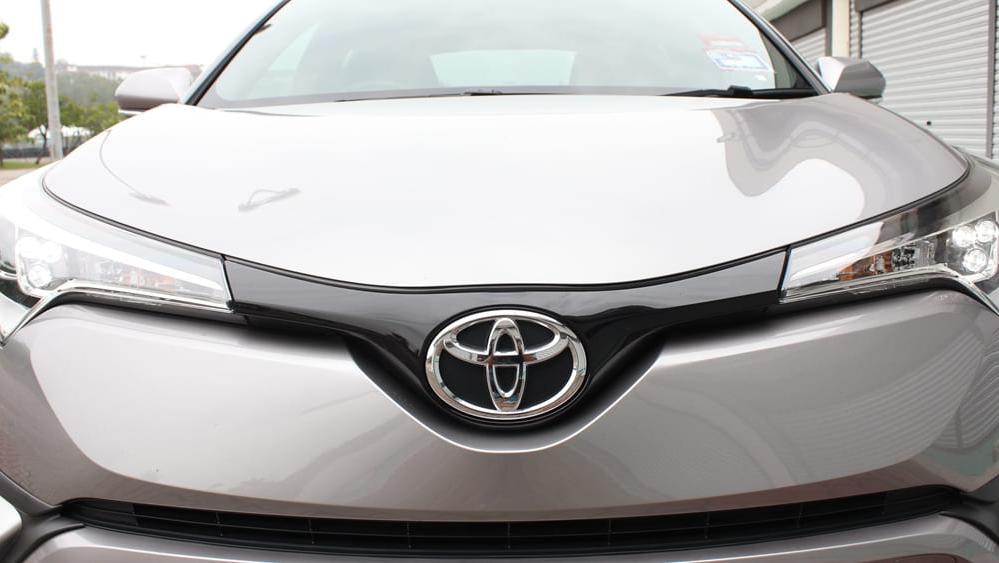 2019 Toyota C-HR 1.8 Exterior 009