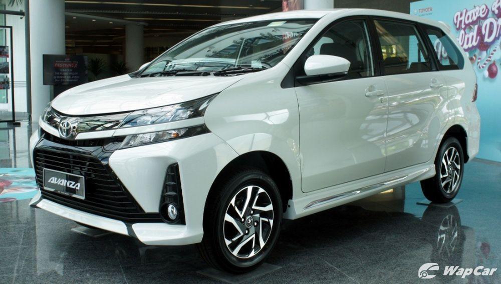 Toyota Avanza Malaysia spec