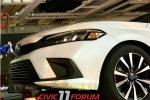 """Does this naked 2022 Honda Civic FE look less """"uncle"""" than the Corolla?"""