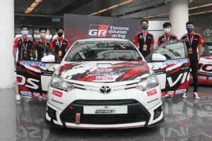 Young racers can now hone their skills with Toyota's new young driver programme