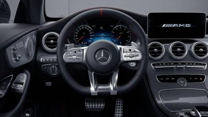 2018 Mercedes-Benz AMG C-Class Coupe AMG C 43 4MATIC Interior 002