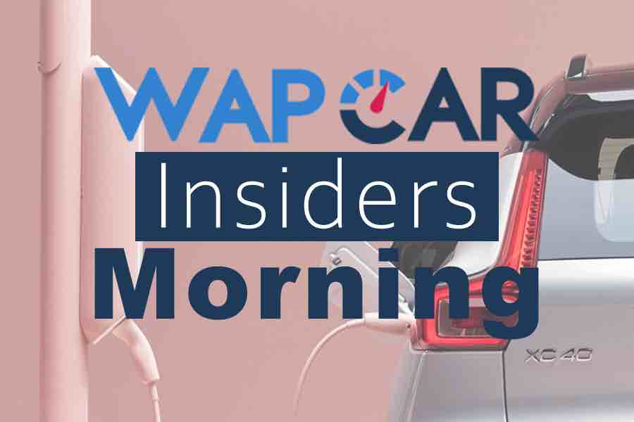 Wapcar Morning Insiders (Oct. 4, 2019)