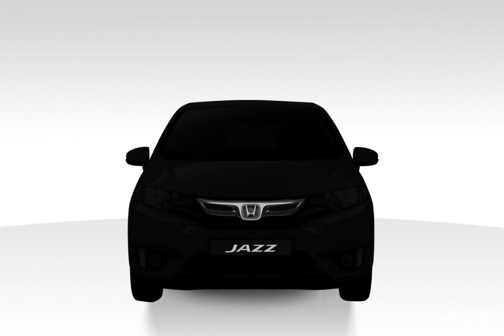 2020 Honda Jazz teaser