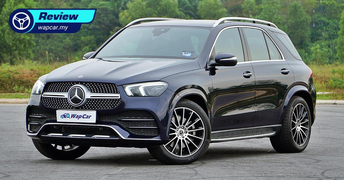 Review: 2021 Mercedes-Benz GLE 450 – Opulence that makes you forget about its rivals 01
