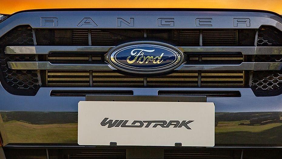 Ford Ranger (2018) Exterior 007