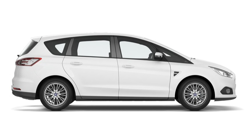 Ford S-MAX (2017) Exterior 007