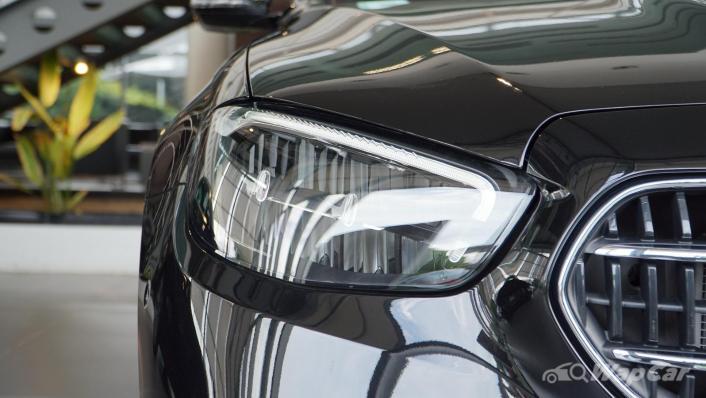 2021 Mercedes-Benz E-Class E200 Avantgarde Exterior 008