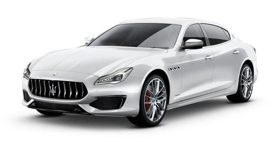 Maserati Quattroporte (2018) Others 002