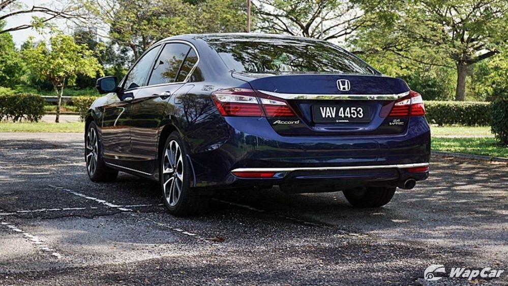 2018 Honda Accord 2.4 VTi-L Advance Exterior 007