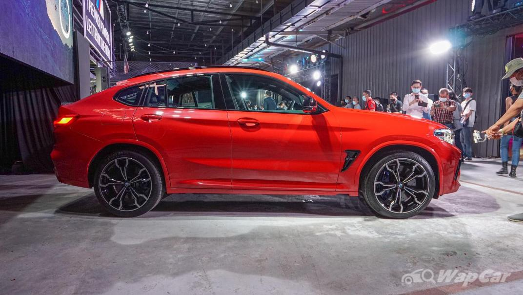 2020  BMW X4 M Competition Exterior 002