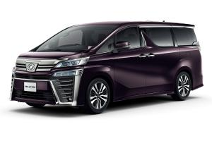 Now everyone can e-hail with AirAsia, with Toyota Vellfire and Alphard fleet