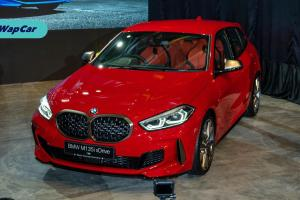 BMW M135i xDrive (F40) 2020 serba baru kini di Malaysia – enjin turbo 2.0L, 306 PS/450 Nm, RM 356k