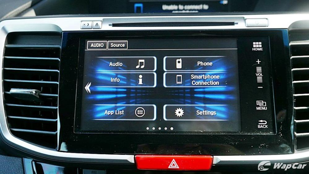 2018 Honda Accord 2.4 VTi-L Advance Interior 054