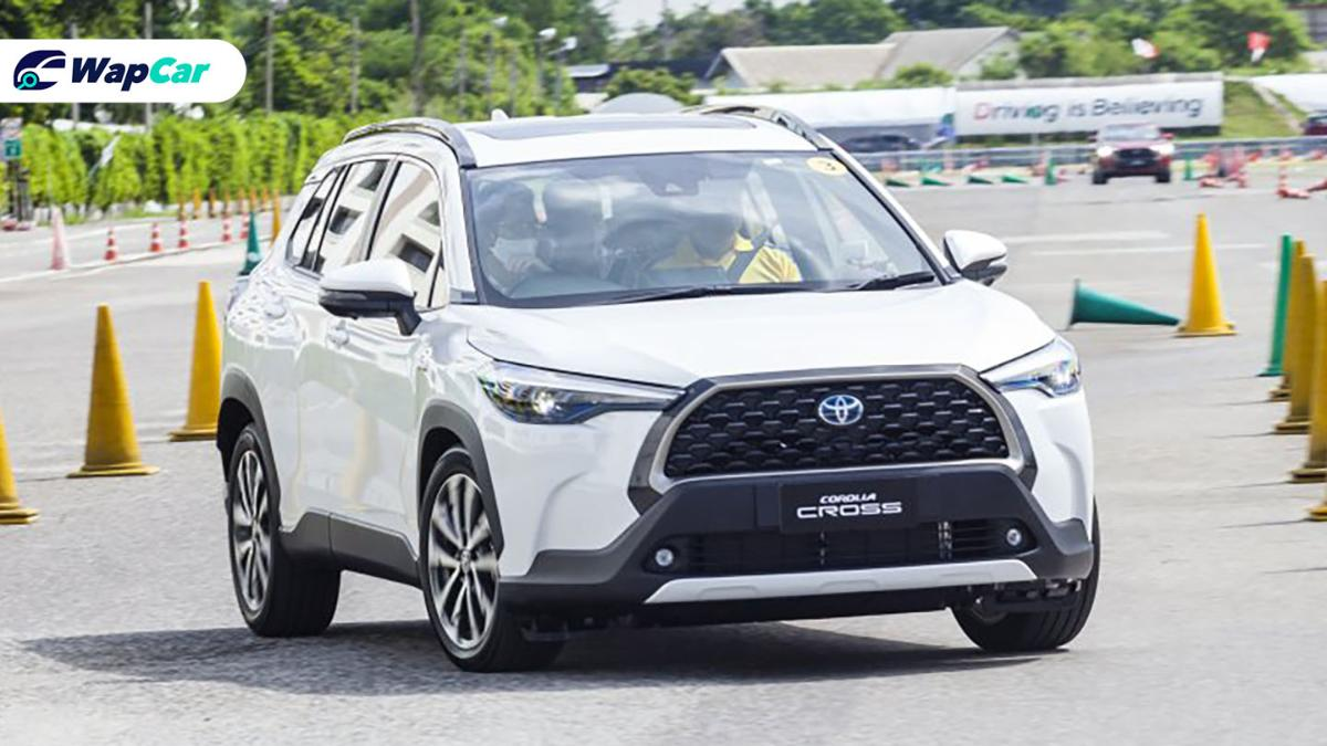 Review: 2020 Toyota Corolla Cross - What the Thai media says 01