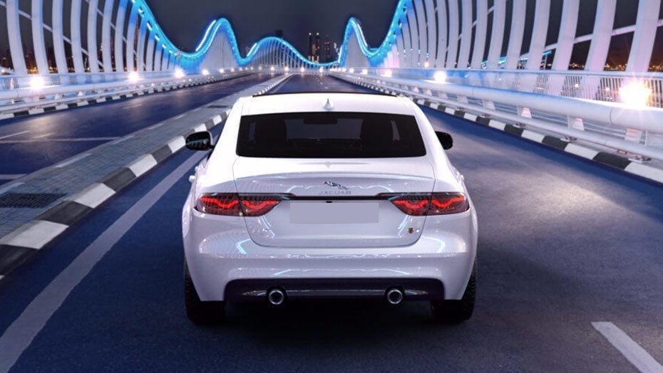 Jaguar XF (2017) Exterior 006