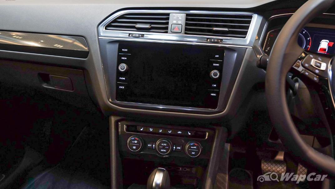2020 Volkswagen Tiguan Allspace 2.0TSI R-Line Interior 003