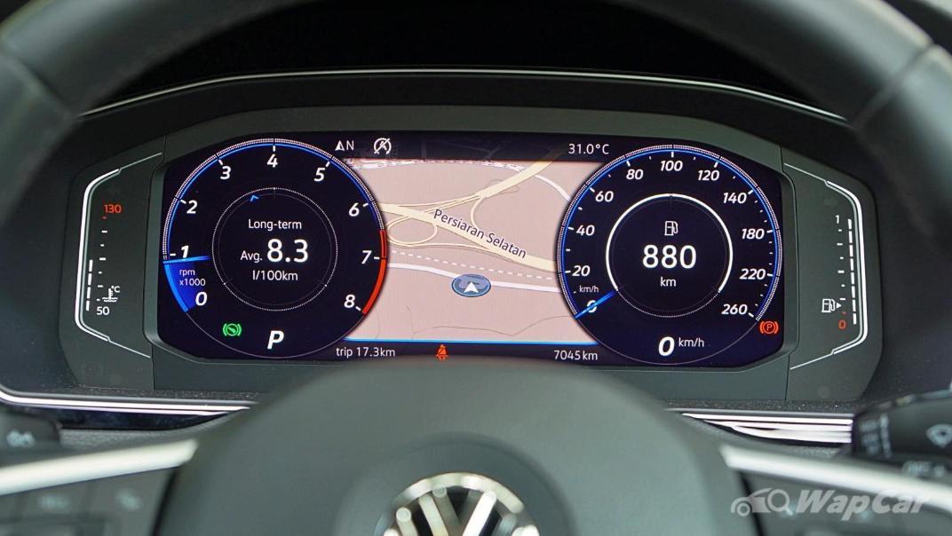 2020 Volkswagen Passat 2.0TSI Elegance Interior 006