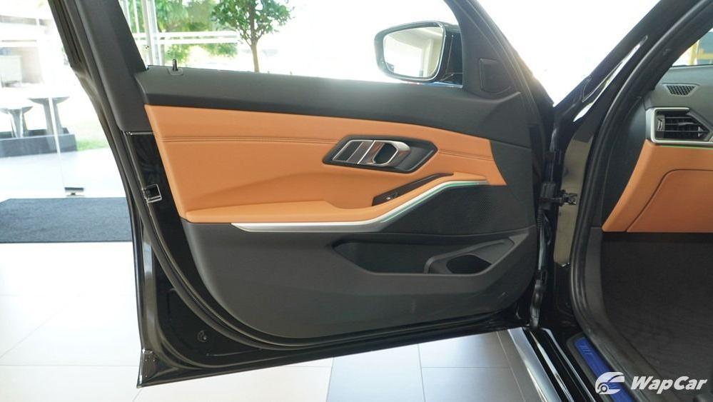 2019 BMW 3 Series 330i M Sport Interior 040