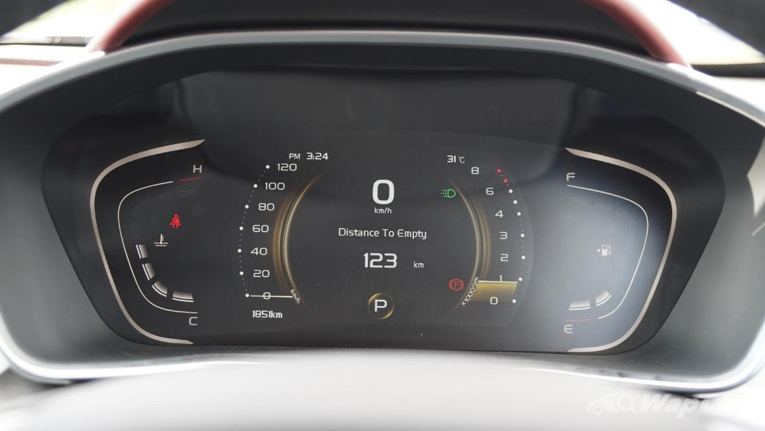 2020 Proton X50 1.5T  Flagship Interior 006