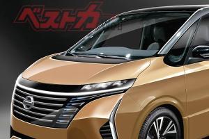 Nissan Serena 2021 generasi baru bakal debut Oktober ini? Depan macam Elgrand!