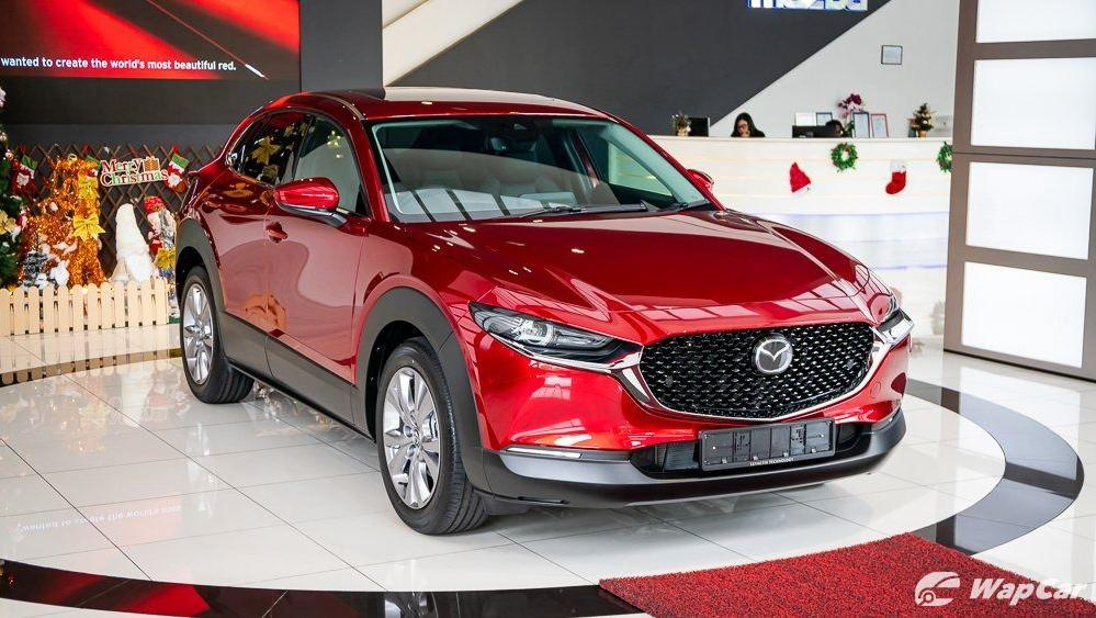 2020 Mazda CX-30 SKYACTIV-G 2.0 Exterior 031