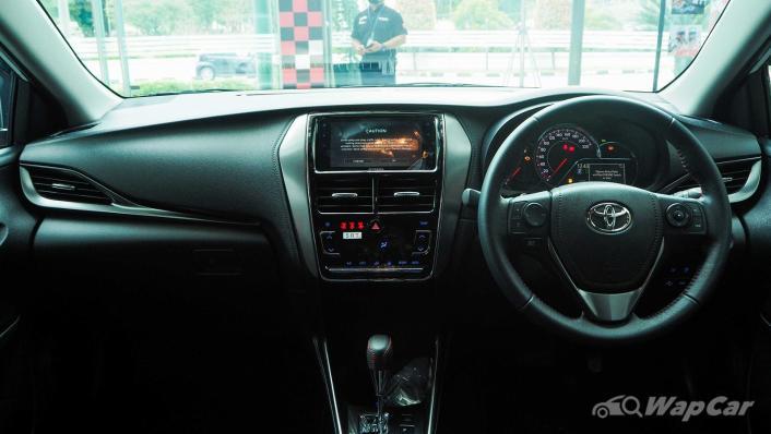 2021 Toyota Vios GR-Sport Interior 001