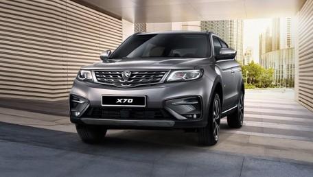 2018 Proton X70 1.8 TGDI Standard 2WD Price, Specs, Reviews, News, Gallery, 2021 Offers In Malaysia | WapCar