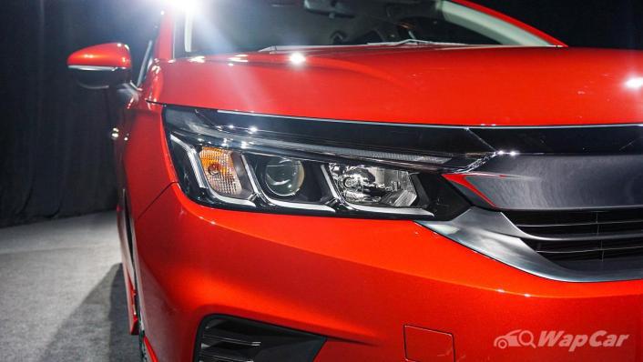 2020 Honda City 1.5L E Exterior 010
