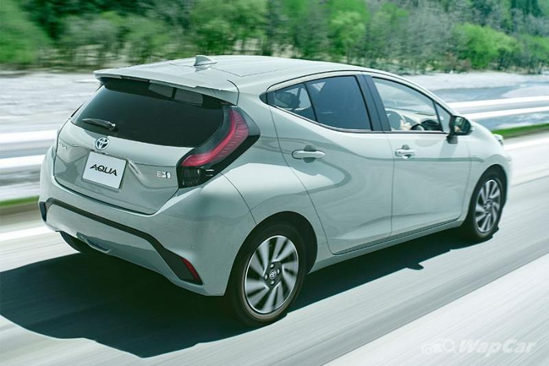 All-new 2021 Toyota Prius C (Aqua) launched in Japan – Now with bipolar battery and self-parking 02