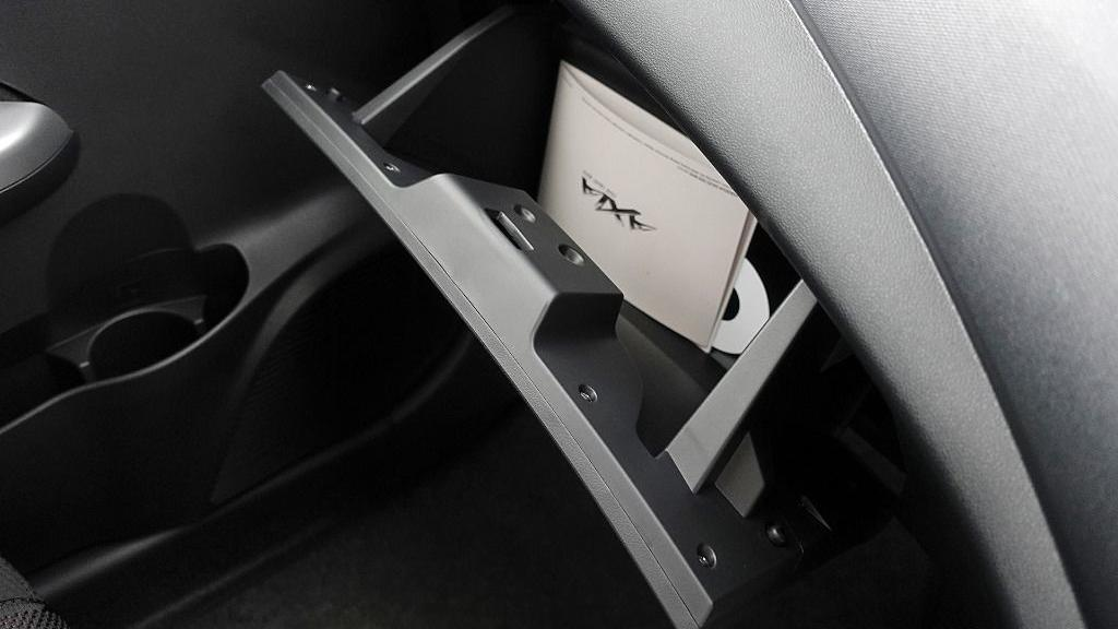 2018 Perodua Axia SE 1.0 AT Interior 028