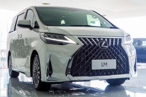 Pros and Cons: Lexus LM 350 - A dressed up Alphard? Hardly