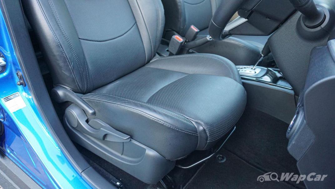 2019 Perodua Aruz 1.5 AV Interior 024