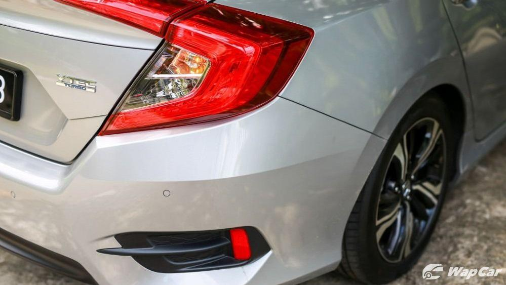 2018 Honda Civic 1.5TC Premium Exterior 014